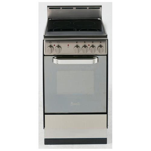 AVANTI �DER202BS 20 INCH DELUXE ELECTRIC RANGE ELITE SERIES