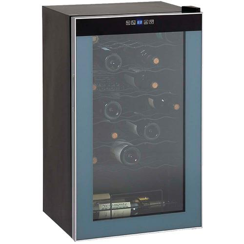 AVANTI WC34N2P 34 BOTTLES WINE CHILLER WITH WIRE SHELVES