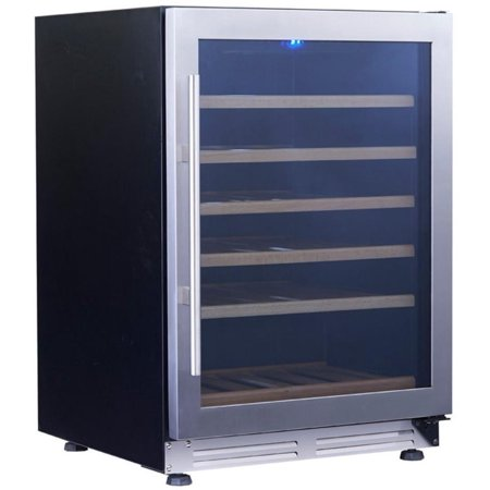 AVANTI WCF43S3SD DUAL ZONE 43 BOTTLE WINE CHILLER WITH