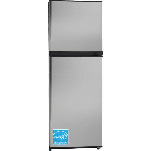AVANTI  FF7B3S STAINLESS STEEL 7CU FT FROST FREE REFRIGERATOR