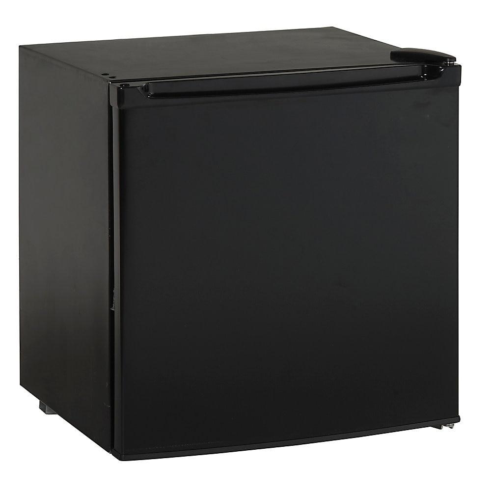 AVANTI RM17X1B-IS BLACK 1.7 CU FT CUBE RERIGERATOR WITH