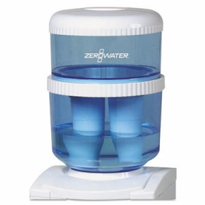 ZeroWater Replacement Filters, 5 gal, Clear/White/Blue