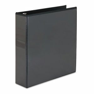 "Avery Showcase Reference View Binder, 2"" Capacity, Black"