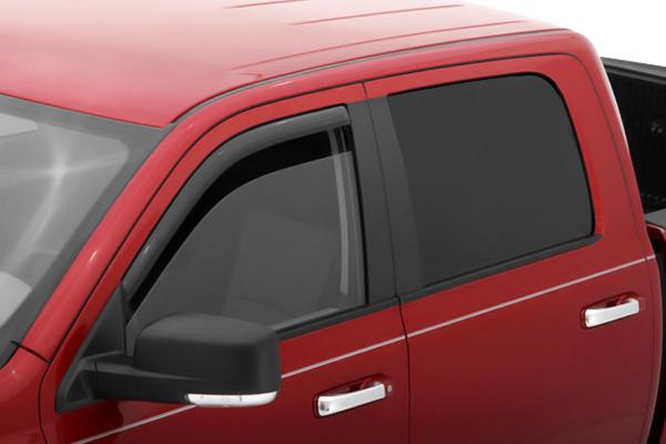 Auto Vent Shade InChannel Ventvisor Side Window Deflector 2Pc Set