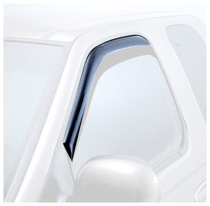 Auto Vent Shade InChannel Ventvisor Side Window Deflector 4Pc Set