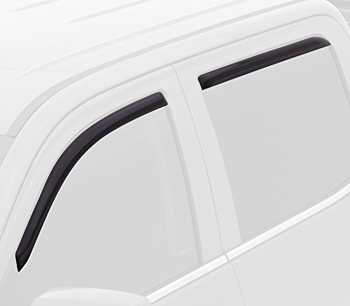 Auto Vent Shade InChannel Ventvisor Side Window Deflector 4Pc Set for 2007-2014 Chevrolet
