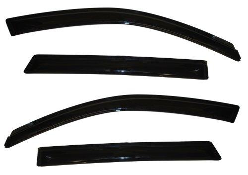 Auto Vent Shade Smoke Vent Visor for 2011-15 Kia Sorento  4 Piece