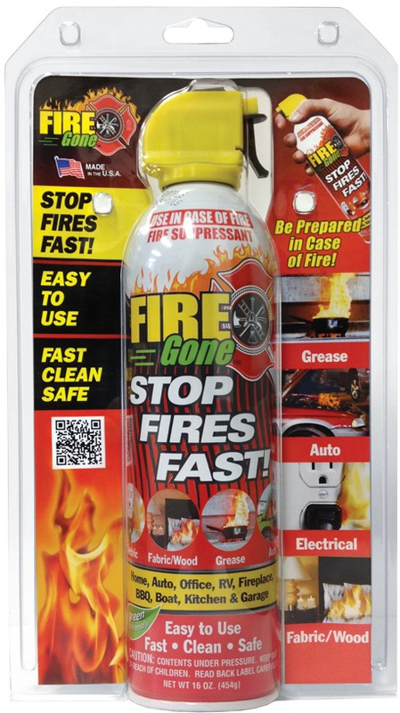 7102 16Oz FIRE SUPPRESANT
