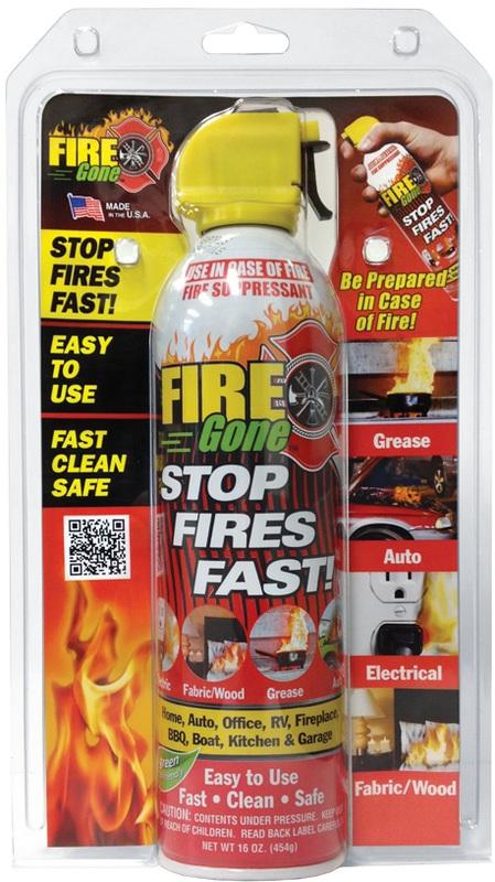 7102 16Oz FIRE SUPPRESANT