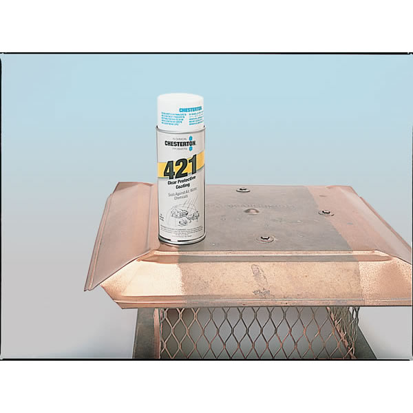 421 Clear Protective Coating For Copper, 12 oz. Spray Can