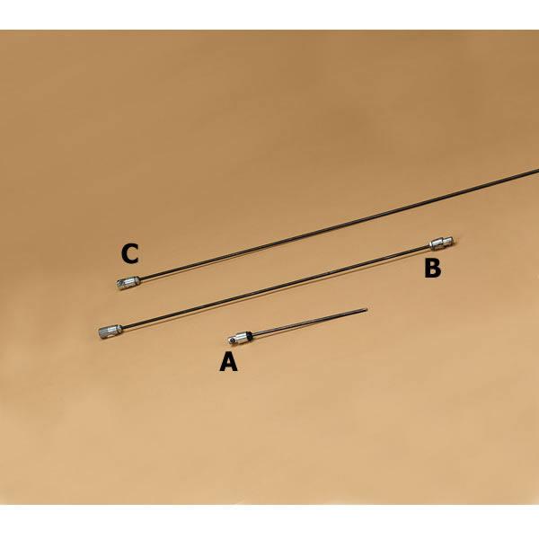 "1/4"" X 5' Steel Rod"