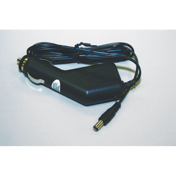 Automobile Charger for Flash-Corder Video Recording Flashlight