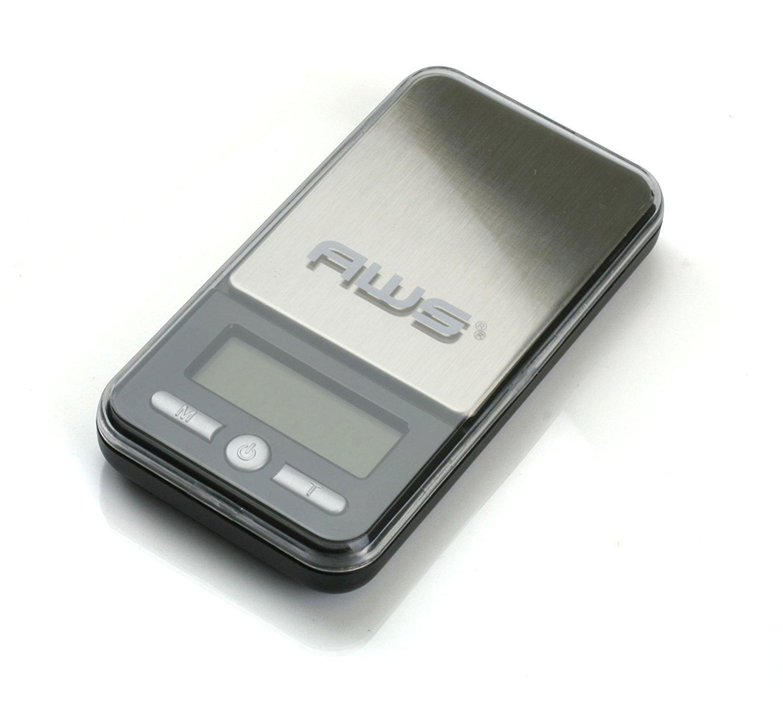 American Weigh Scale Ac-650 Digital Pocket Gram Scale Black 650 G X 0.1 G