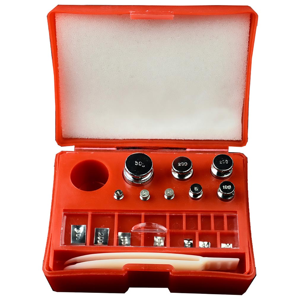 American Weigh Scales Calibration Weight Kit WGHTKIT Class M2