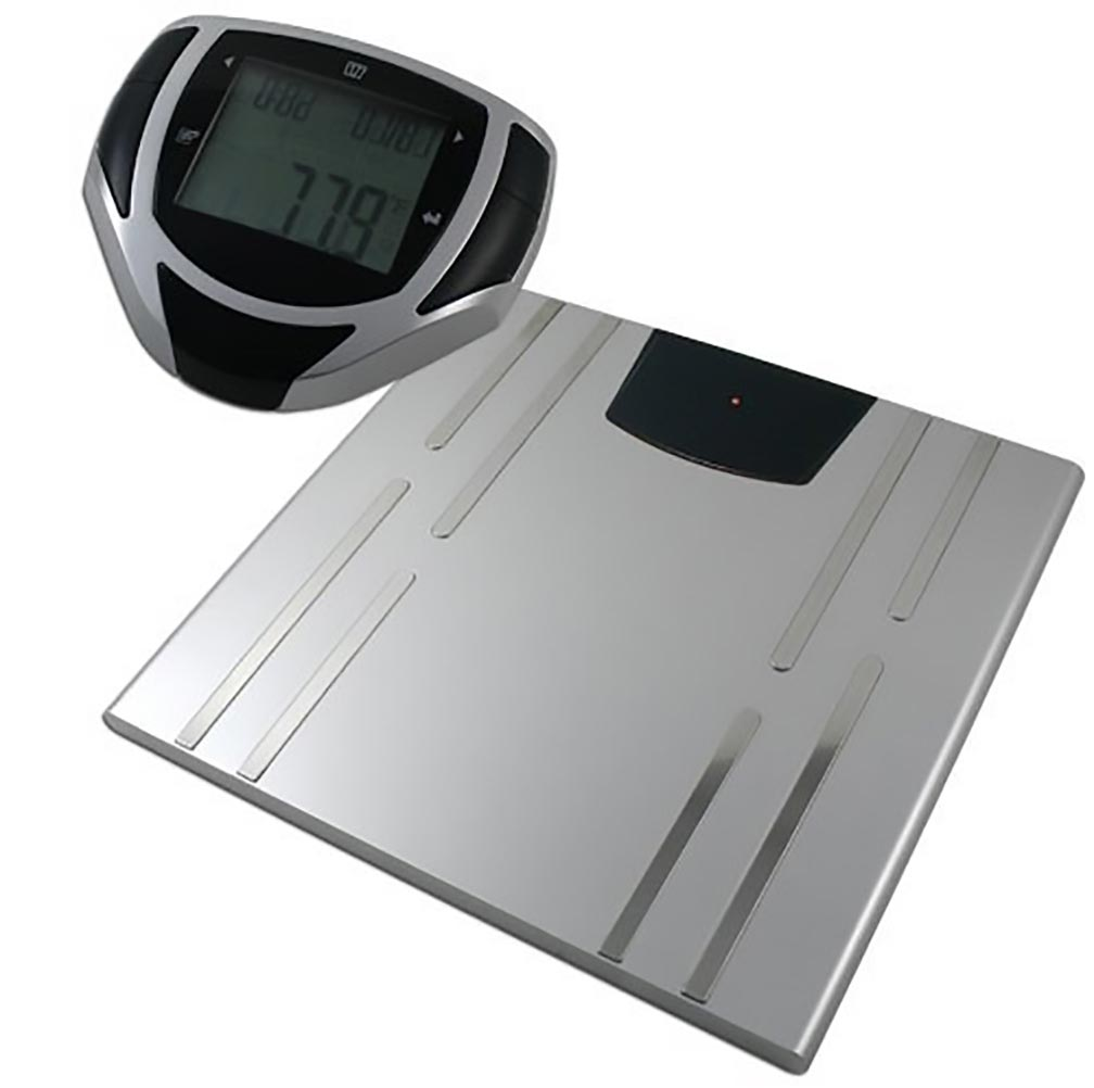 American Weigh Scales Bioweigh-ir Bmi Fitness Scale with Remote Display 330 X 0.2 Pound