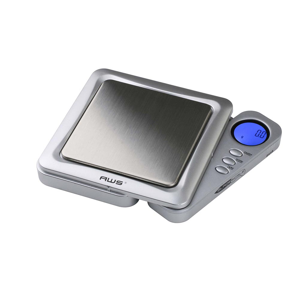 American Weigh Scales Blade Series Digital Precision Pocket Weight Scale Silver 650 x 0.1G Silver