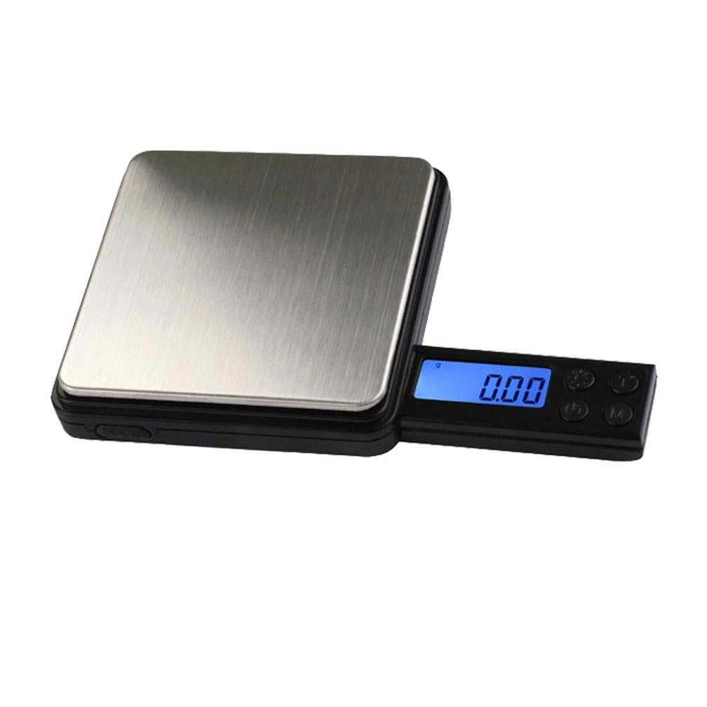 American Weigh Scales Blade Series Digital Precision Pocket Weight Scale Black 100 x 0.01G