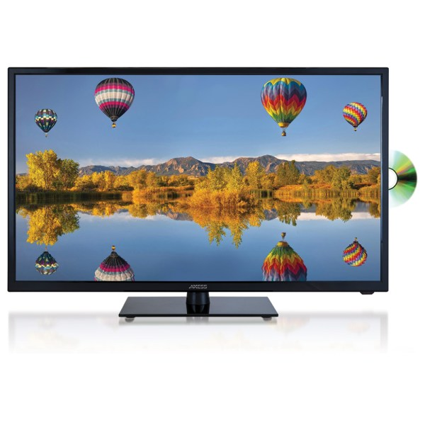 AXESS TVD180132 32IN HIGH DEFINITION LED TV WITH DVD PLAYER