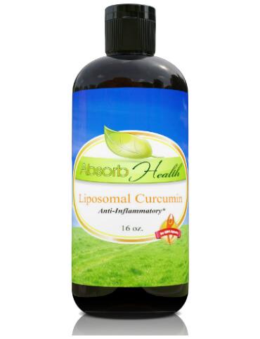 Liposomal Curcumin - 16oz