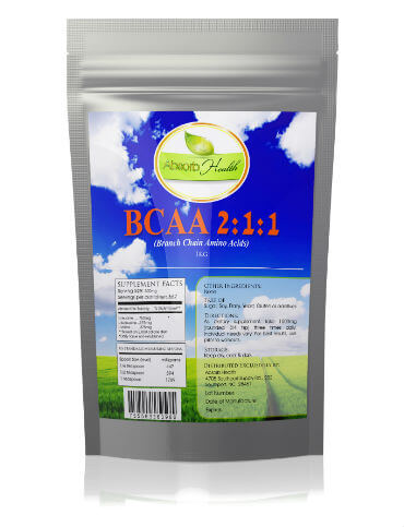 Bcaa 2:1:1 (branch Chain Amino Acids) - 1kg