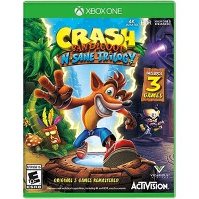 Crash Bandicoot N. Sane XOne