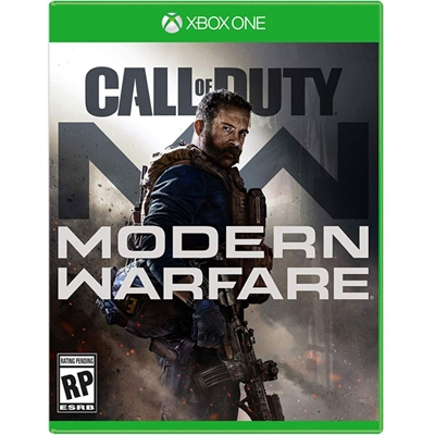 Call of Duty Mod Warfare  XB1