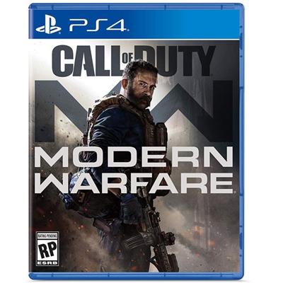 Call of Duty Mod Warfare PS4