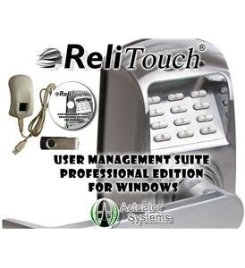 ReliTouch User Management Suite-Windows