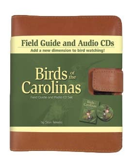 Birds of the Carolinas Field Guide/CDs Set