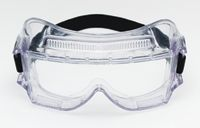 3M+ 452 Centurion+ Impact Goggles With Clear Frame And Clear Lens