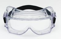 3M+ 452AF Centurion+ Impact Goggles With Clear Frame And Clear Anti-Fog Lens