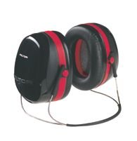 3M+ Peltor+ Optime+ 105 Behind-the-Head Twin-Cup+ Earmuffs NRR 29 dB