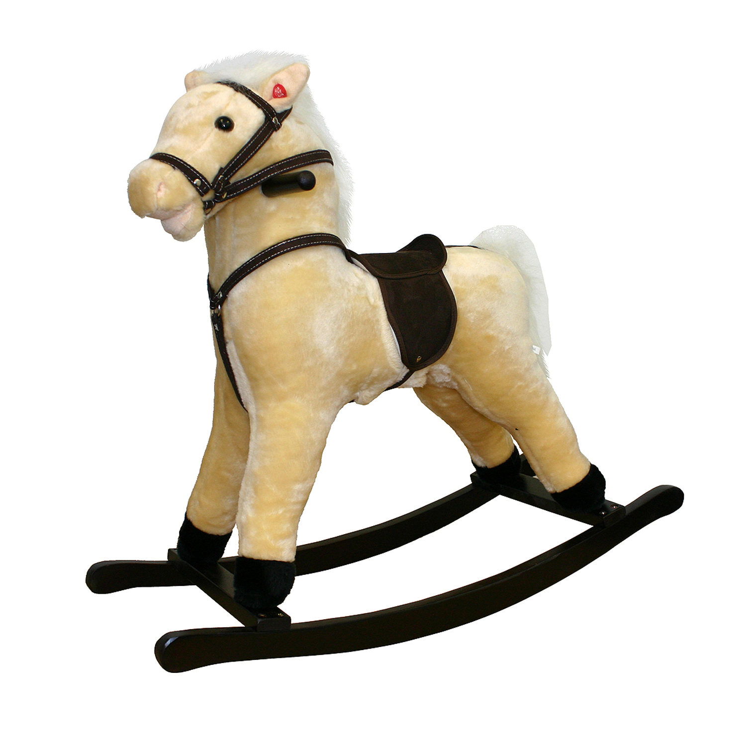 Alexander Taron Rocking Horse Palomino with Sounds