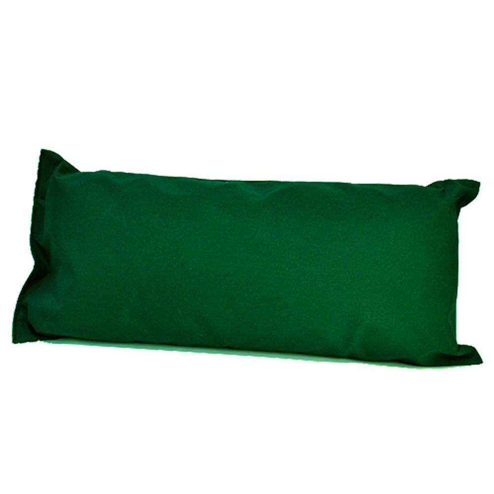 Deluxe Hammock Pillow - Hunter Green