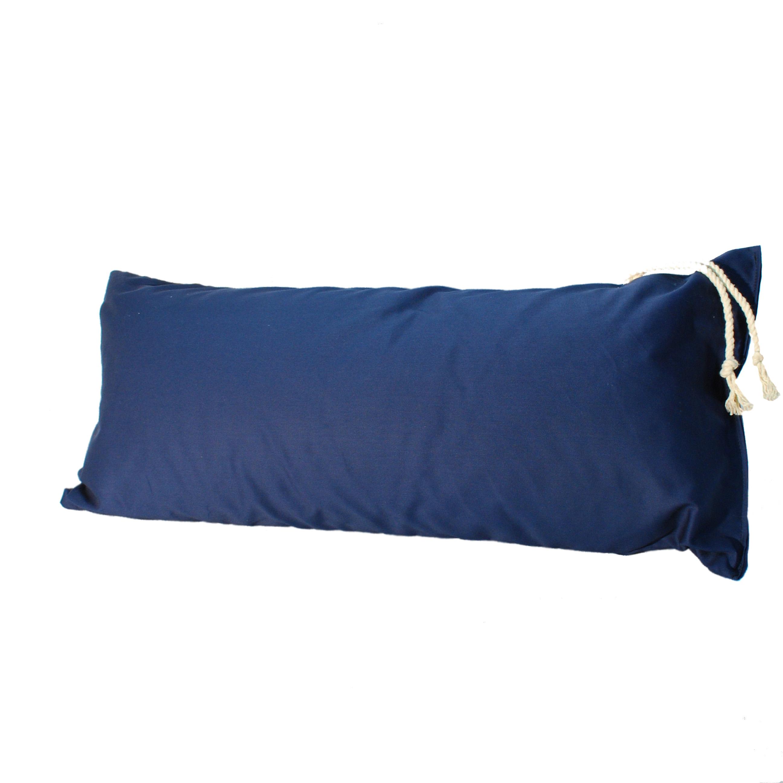 Deluxe Hammock Pillow - Navy