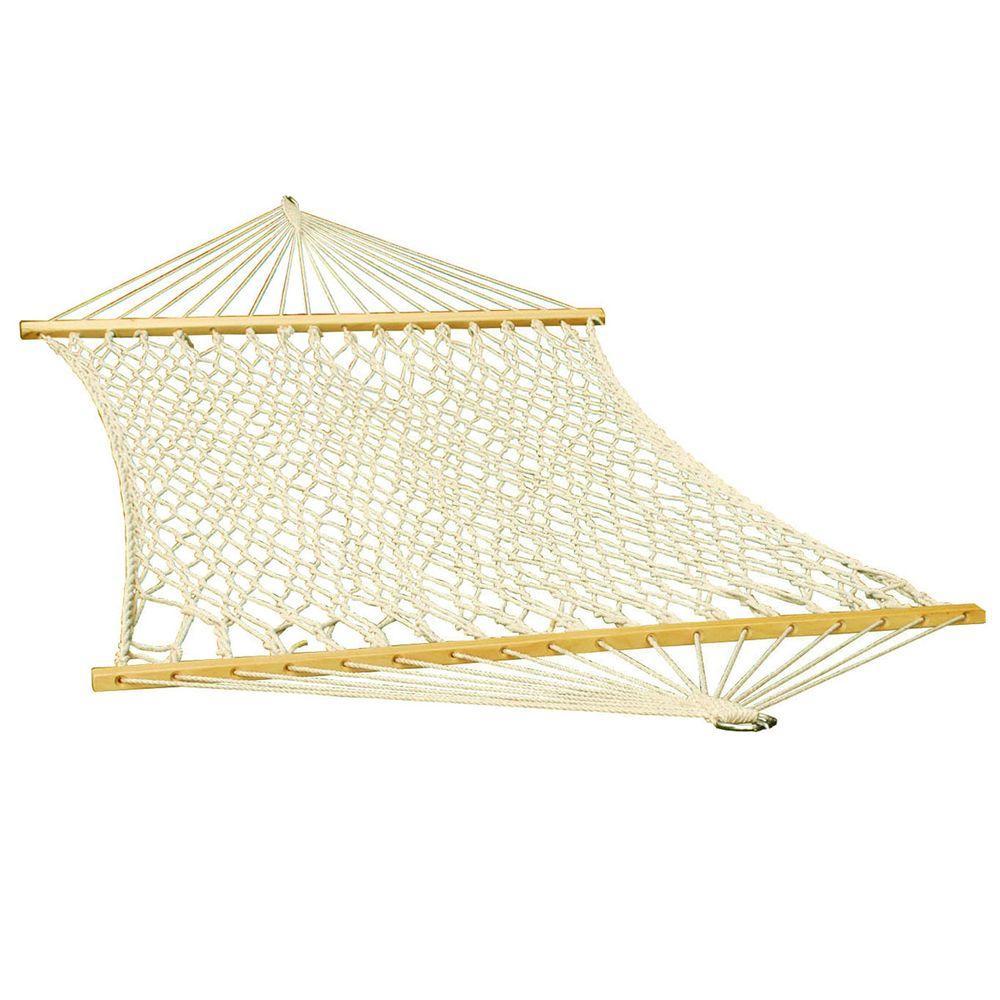 11' Cotton Rope Hammock