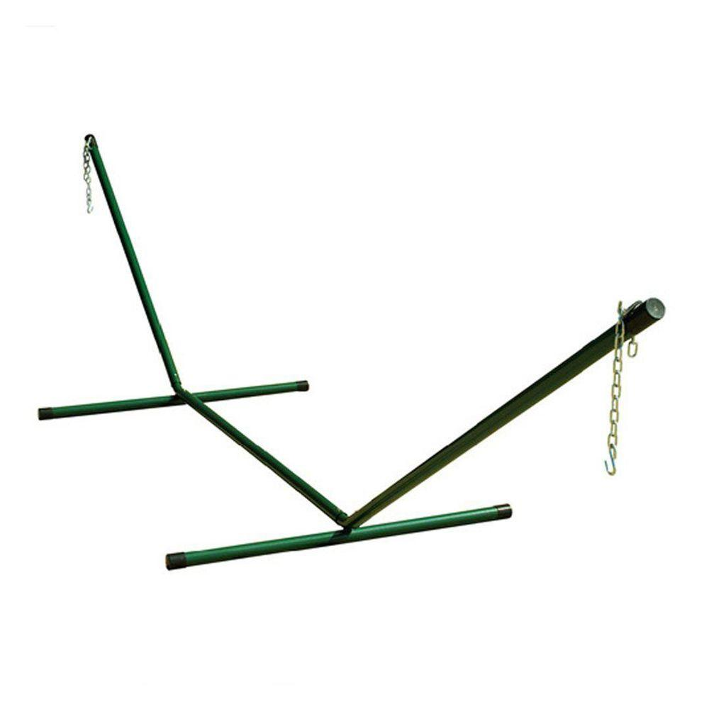 15' Hammock Stand - Hunter Green