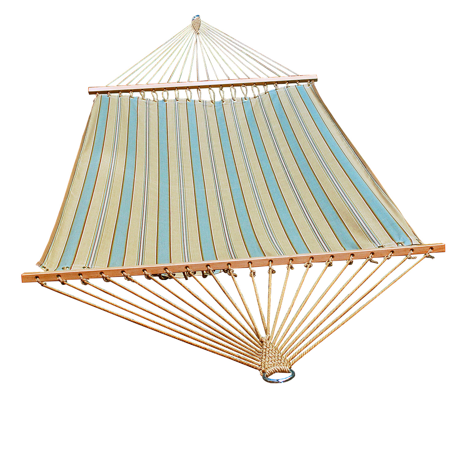 13' Fabric Hammock - Crestwood Spa Stripe