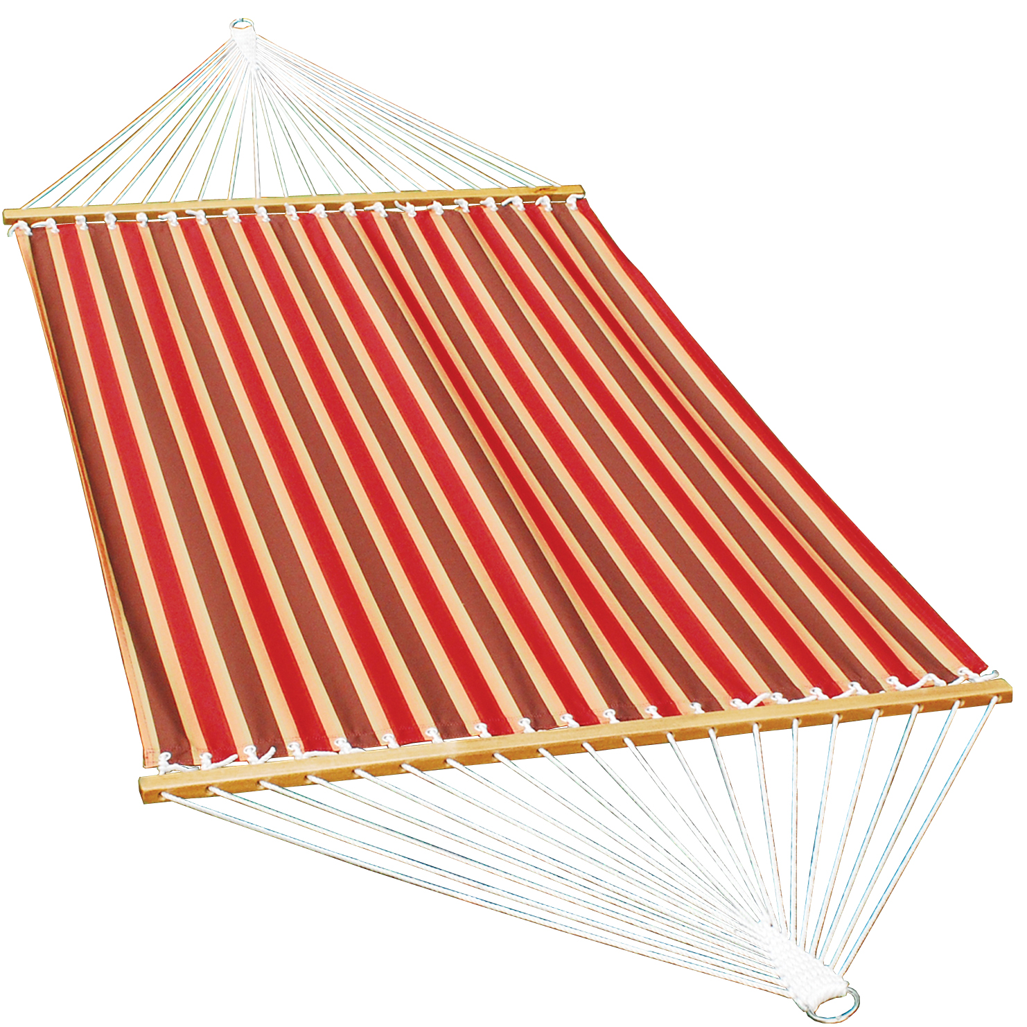 13' Fabric Hammock - Autumn Stripe