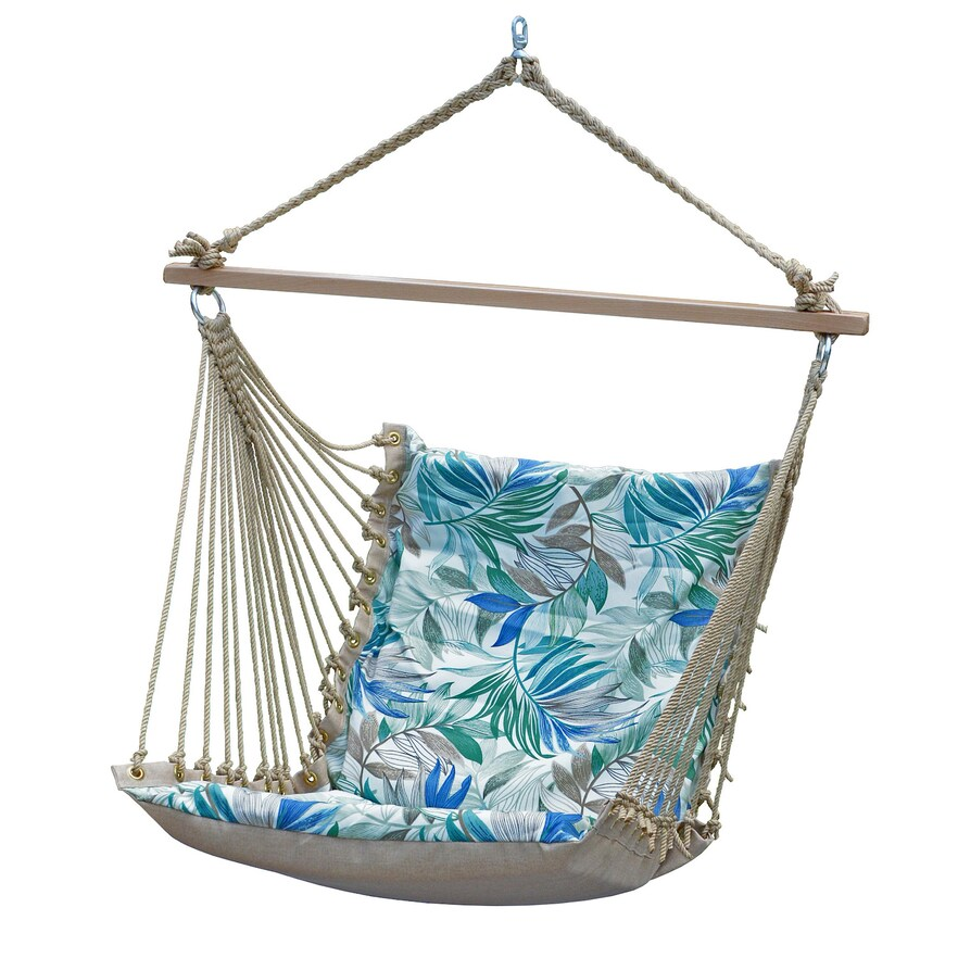 Deluxe Soft Comfort Hanging Chair - Chambray