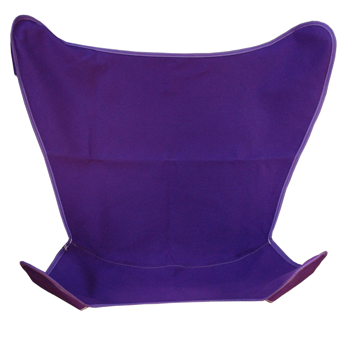 Replacement Cover for Butterfly Chair - Purple