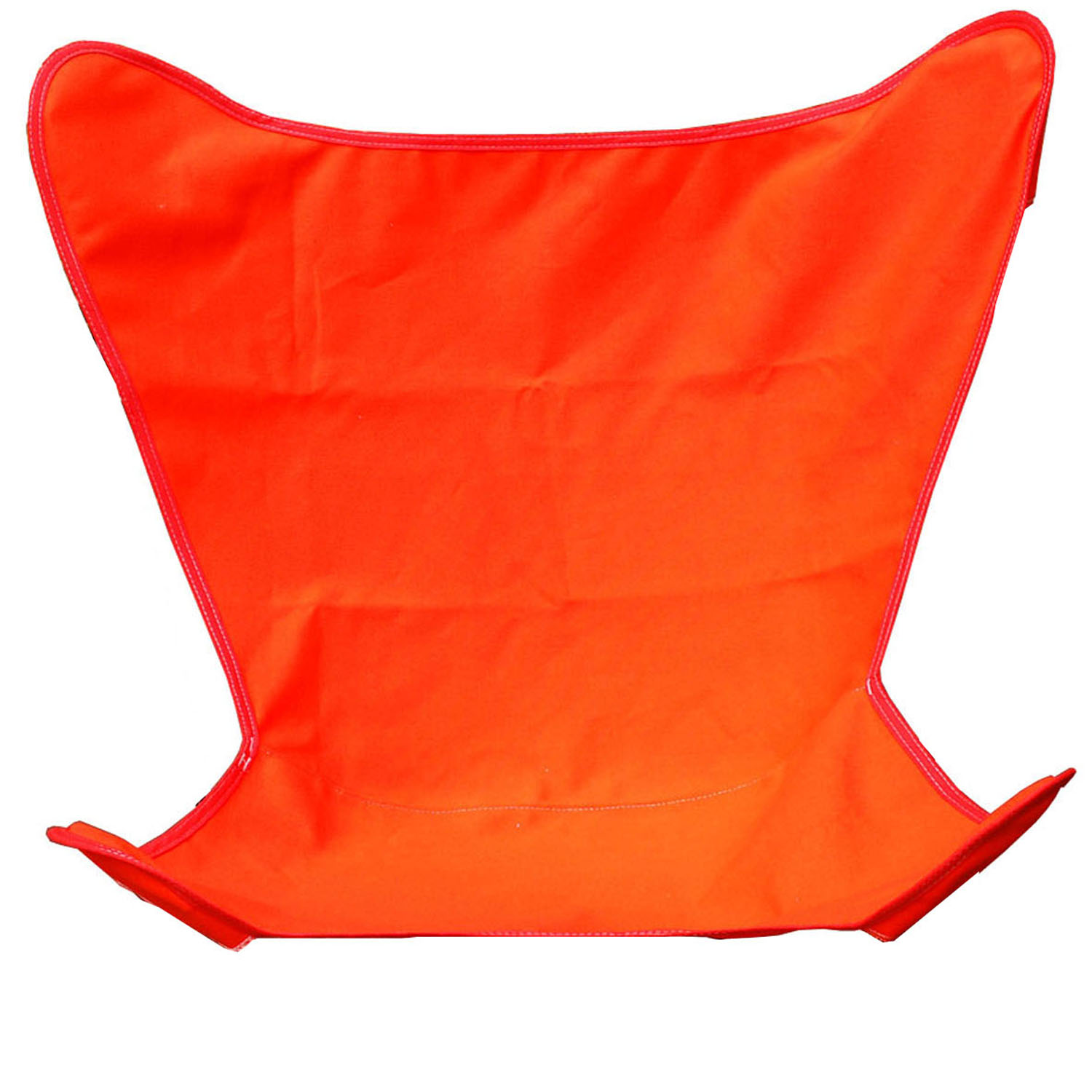 Replacement Cover for Butterfly Chair - Orange