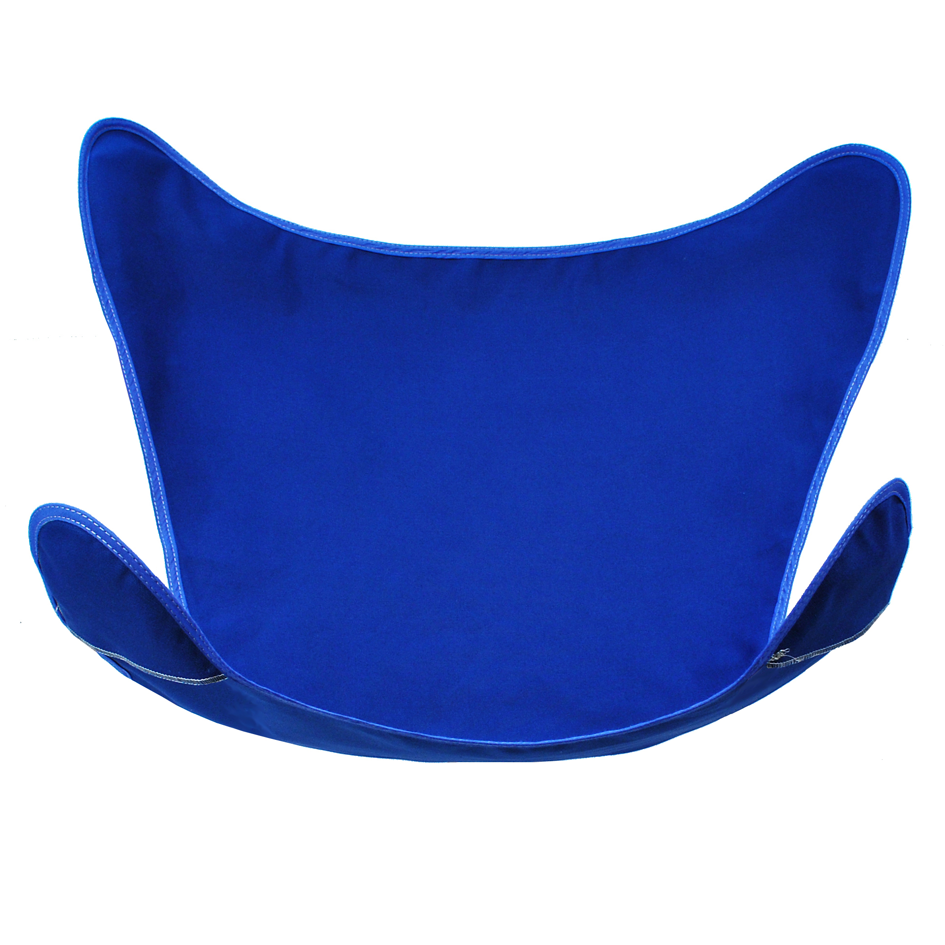 Replacement Cover for Butterfly Chair - Royal Blue