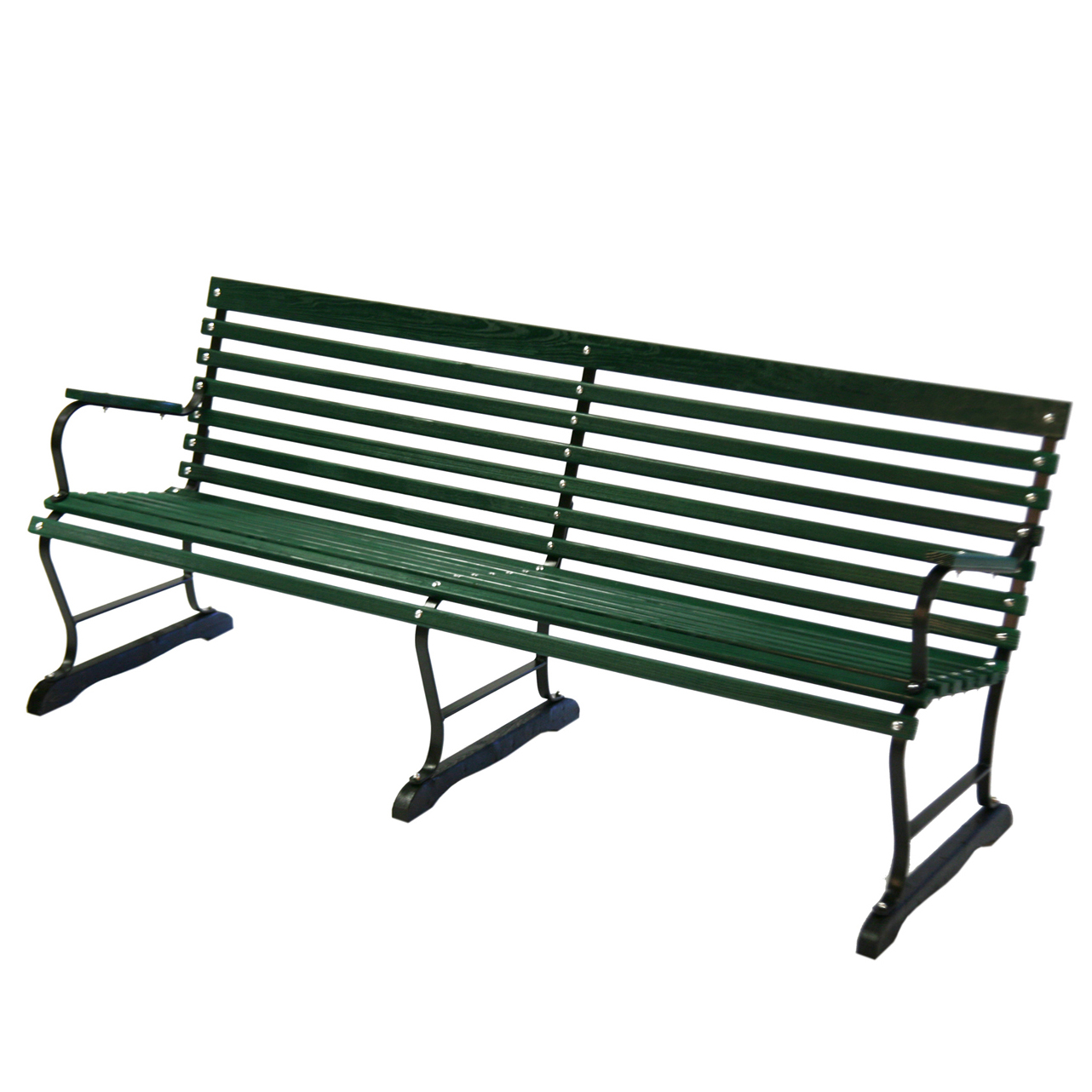 Paddock Style Bench
