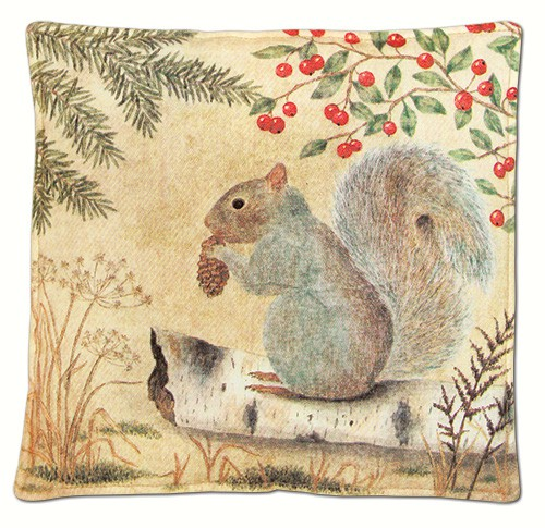 Squirrel Spiced Hot Pad