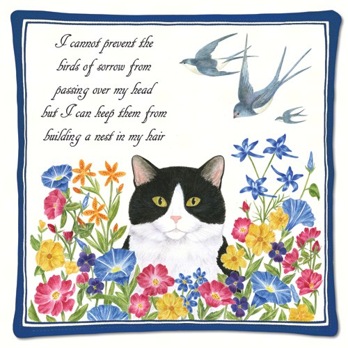 Cat & Swallows Spiced Hot Pad