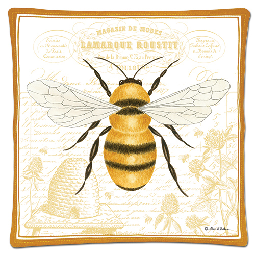 Honey Bee Hot Pad