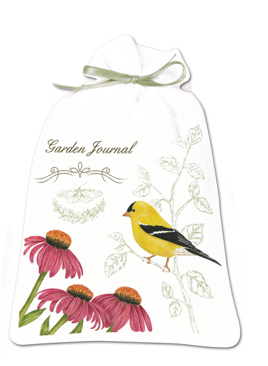 Goldfinch Lavender Drawer Sachet
