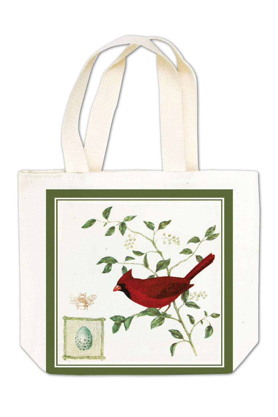 Cardinal Gift Tote