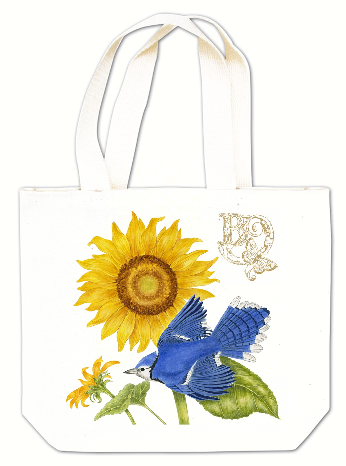 Blue Jay Gift Tote